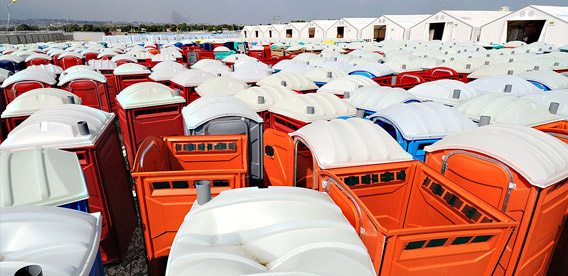 Champion Portable Toilets in Pensacola, FL